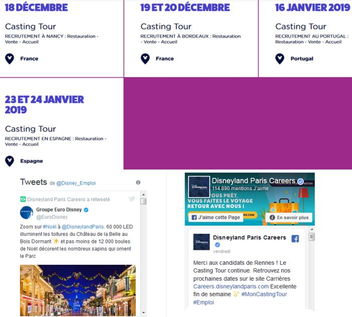 18 Jobs Hiver Disneyland Paris 1
