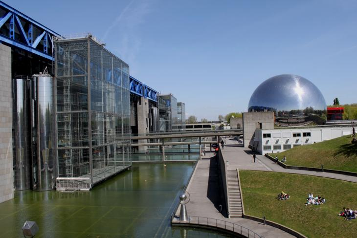 17 Cite des Sciences et de Industrie Paris
