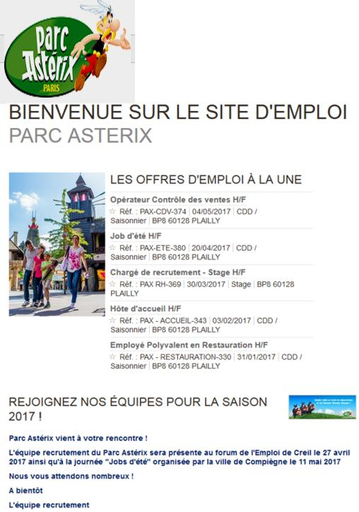 17 Parc Asterix Paris