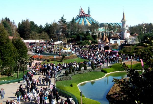16 Eurodisney Paris