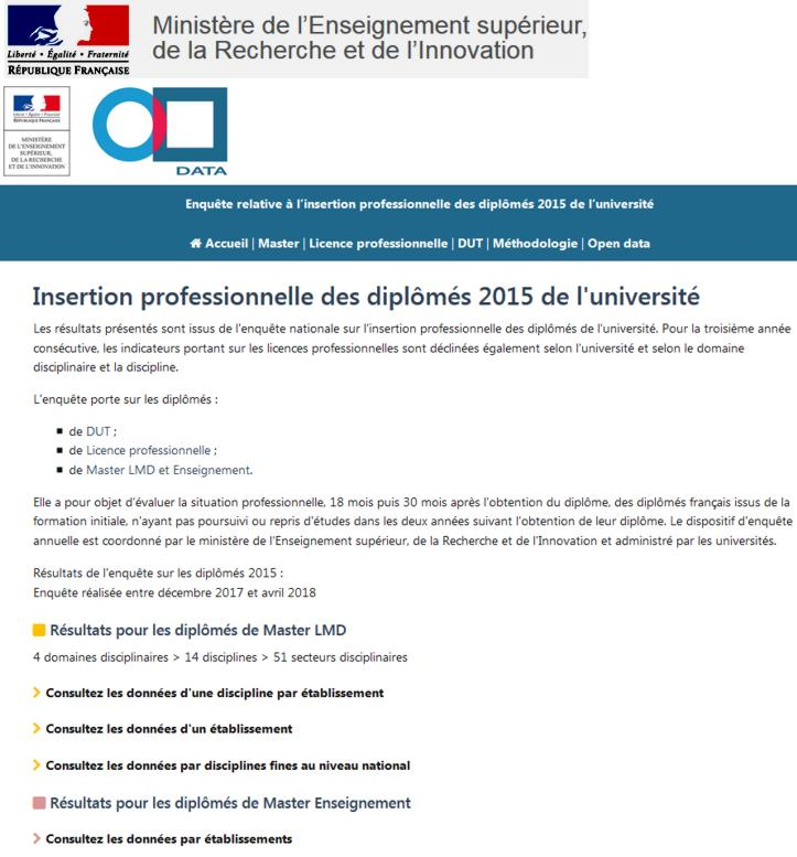 19 Ministere Enseignement Sup Insertion Prof Master